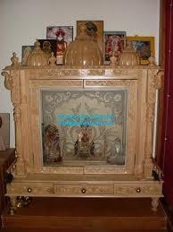 best designs of wooden mandir in home gallery interior design