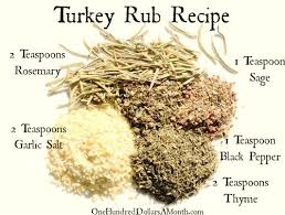 easy kitchen tips turkey rub recipe turkey rub rub recipes