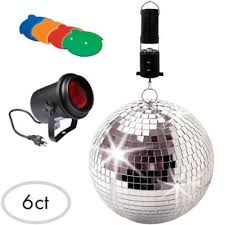 mini disco ball light mini disco mirror ball 3 1 2in x 3 3 8in party city