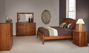 Meridian Bedroom Furniture by The Amish Gallery Bedroom