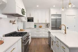 white kitchen cabinets raised panel shaker cabinets vs raised panel pros cons designing idea
