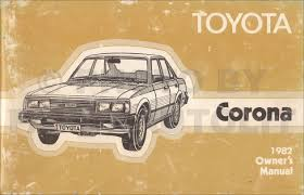 1979 1983 toyota corona u0026 celica manual transmission repair manual