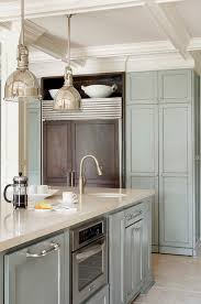 homebunch popular paint colors kitchens and green kitchen cabinets