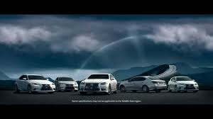 2015 lexus lineup lexus pc lineup 2014 inspired by design