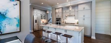 New Home Design Kitchen by Kensley New Homes Milton Ga John Wieland