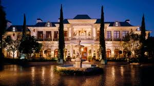 French Chateau Style Homes by 85 Million Grand French Chateau Inspired Mega Mansion In Los
