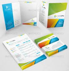 coorporate design beautiful corporate identity stationary design templates entheos