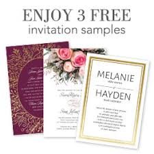 Invitation Wording Wedding Free Wedding Invitation Samples Invitations By Dawn