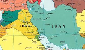 map iran iraq map syria iraq iran otb journal of politics and foreign