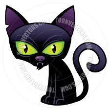 halloween cat png halloween black cat by fizzgig toon vectors eps 9586