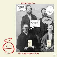 Quaker Memes - holy ordinary the sacraments of everyday life bad quaker memes