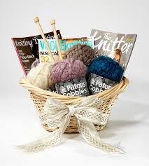 gift baskets for gift basket for the knitter in your gift baskets