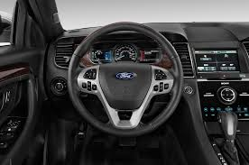 Ford Taurus Interior 2015 Ford Taurus Steering Wheel Interior Photo Automotive Com