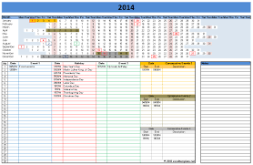 26 images of template for excel 2010 calendar gieday