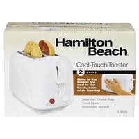 Hamilton Beach Cool Touch Toaster Toasters Meijer Com