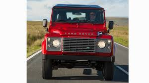 land rover usa defender land rover defender 110 station wagon xs 2016 review by car magazine
