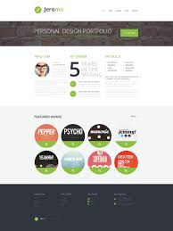 Elements Home Design Portfolio Designer Portfolio Wordpress Themes Templatemonster