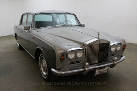 1967 Rolls Royce Silver Shadow Beverly Hills Car Club