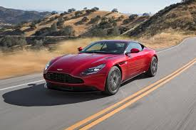 aston martin supercar 2017 aston martin db11 12th place 2017 motor trend best driver u0027s car