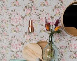 nursery wallpapers etsy