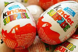 egg kinder kinder eggs nostalgia pie