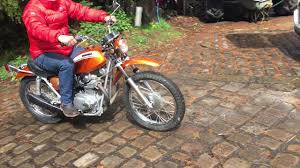 classic motocross bikes for sale honda sl350 classic 1971 trail bike for sale on ebay youtube
