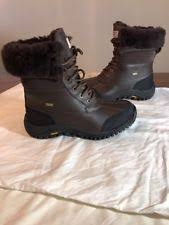 ugg australia s purple adirondack boots ugg australia winter lace up boots for ebay