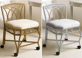 living room marvelous vanity chair with wheels diy vanity stool