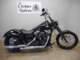 new or used harley davidson dyna wide glide motorcycle for sale