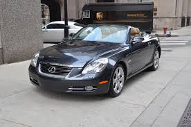 lexus convertible 2016 2008 lexus sc 430 stock gc1505b for sale near chicago il il