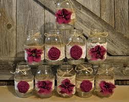 wedding centerpieces rustic wedding mason jar centerpieces