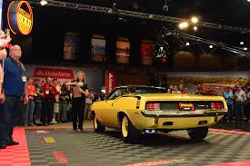 mopars fetch millions at mecum rod network