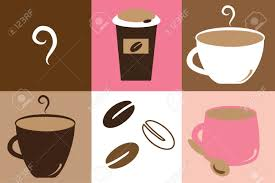 cute coffee mugs royalty free cliparts vectors and stock
