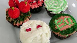 halloween cupcake ideas simple halloween cupcake decoration ideas laura vitale laura