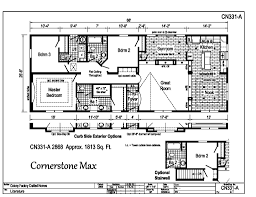cornerstone modular ranch max cn331a find a home colony homes