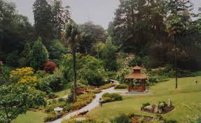 ambling around one of the world u0027s most beautiful gardens at