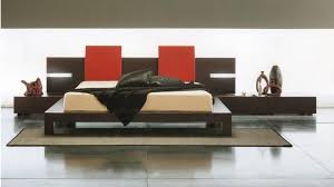 Bedroom The Features Of Contemporary Platform Beds With European - Contemporary platform bedroom sets
