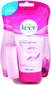 veet hair removal cream sensitive skin and underarm 100