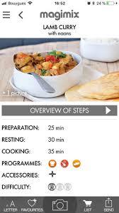 cuisine magimix magimix cook expert on the app store