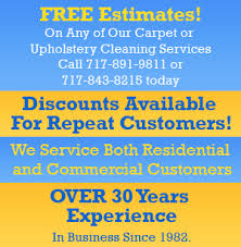 carpet and upholstery cleaning york pa
