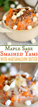 best 25 marshmallow yams ideas on yams with