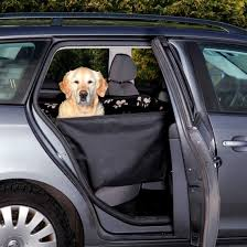 protege siege protège siège arrière de voiture en polaire pour chien accessoires