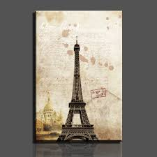 Sell Home Decor Products Paris Art Wall Promotion Shop For Promotional Paris Art Wall On