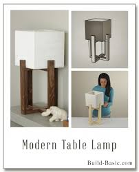 Woodworking Plans Bedside Table Free by Build A Midcentury Nightstand U2039 Build Basic