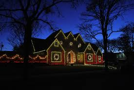 Hanging Christmas Lights by Dallas Christmas Light Installation Call 214 257 8813 Plano