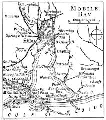 Map Of Spring Hill Florida by Historical Mobile Bay Maps Custom Map Art By Melissa Smith