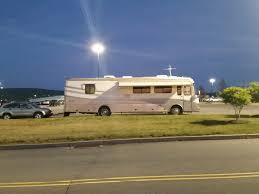Mohegan Sun Map Casino Camper Mohegan Sun At Pocono Downs Overnight Rv Parking