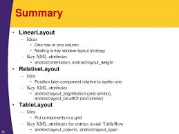android layout weight attribute android tutorial layouts organizing the screen