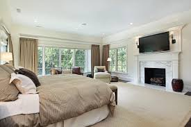 decorating ideas for master bedrooms ideas with bedroom fireplace