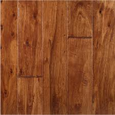 shop lm flooring 5 in w prefinished eucalyptus engineered hardwood